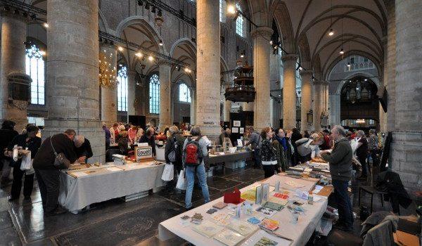 VOHB op Boekkunstbeurs 5 en 6 november Leiden