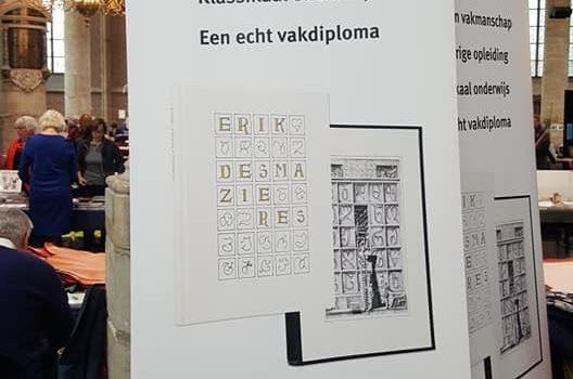 Boekkunstbeurs 2018 een feit